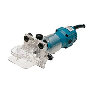 Makita 3708FC Tilt Base Laminate Trimmer with L.E.D. Light