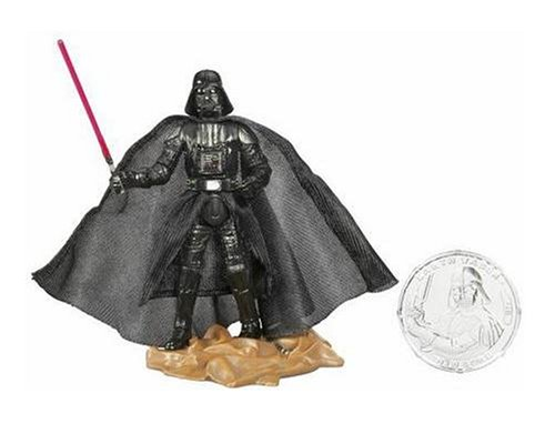 Star Wars 30th Anniversary - A New Hope - DARTH VADER Action Figure with Collector Coin #16
