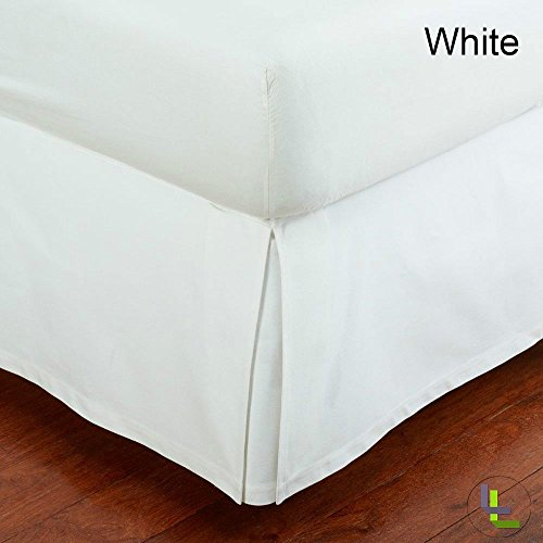 Bed Skirt 20 Inch Drop front-1027649
