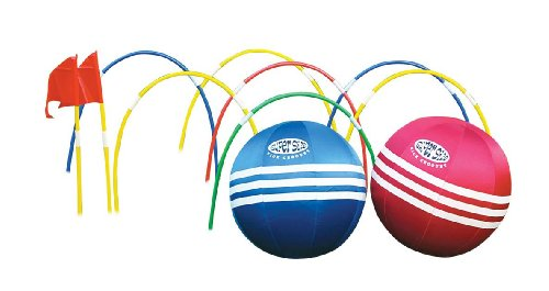 SSG/BSN Giant Kick Croquet Set
