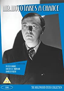 Mr Moto Takes A Chance [DVD] [1938]