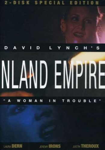 Cover art for  David Lynch's Inland Empire (Limited Edition Two-Disc Set)