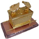 "The Ark Of The Covenant Gold Plated Medium - size 3.75"" X 2.35"" X 2.50"""