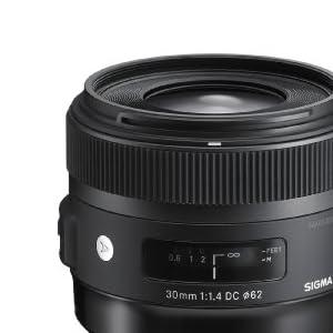 SIGMA 単焦点標準レンズ 30mm F1.4 DC HSM キヤノン用
