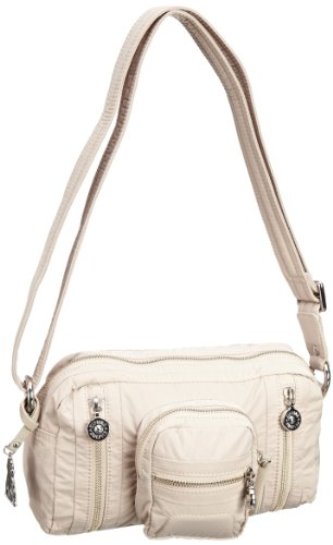 Kipling Women's Dounia Shoulder Bag New Beige K24121855