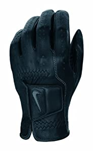 Nike Golf Men's Classic Feel Left Hand Regular Glove (Black, Medium/Large)