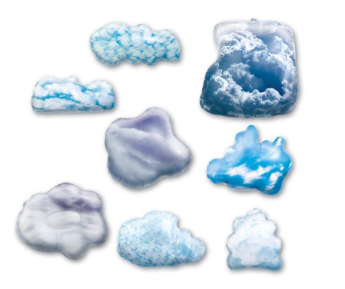 Learning Resources Inflatable Clouds Set