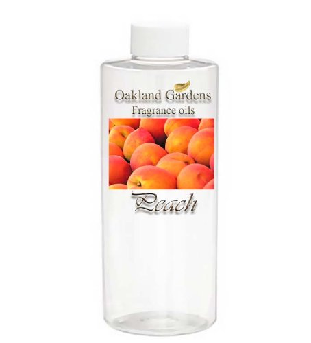 Peach Fragrance Oil - Juicy, Warm Ripe Peaches - Fragrance Oil By Oakland Gardens front-935031