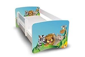 Best for kids letto per bambini 70x160 con protezione - Protezione letto bambini ...