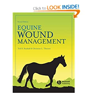 Equine Wound Management [Hardcover]