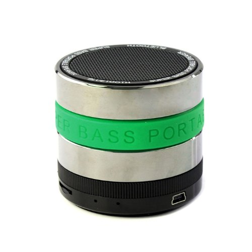 Susenstore Wireless Super Bass Mini Portable Bluetooth Handsfree Speaker For Iphone Samsung