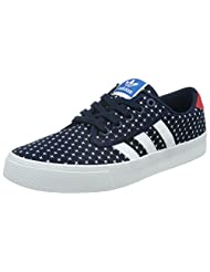 Adidas Originals Men's Kiel Blue And White Gore-Tex Sneakers - 10 UK