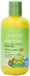 Jason Kids Only Bath Gel Tropical Twists 8 Ounce