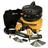 Factory-Reconditioned Bostitch CPACK2A-R 2-Tool Finish& Brad Compressor Combo Kit