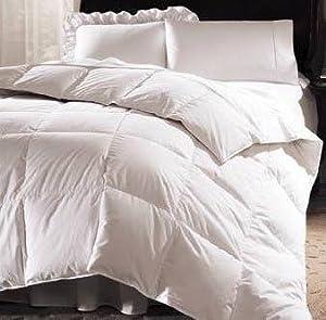 Amazon Com White Down Alternative Comforter Duvet Cover