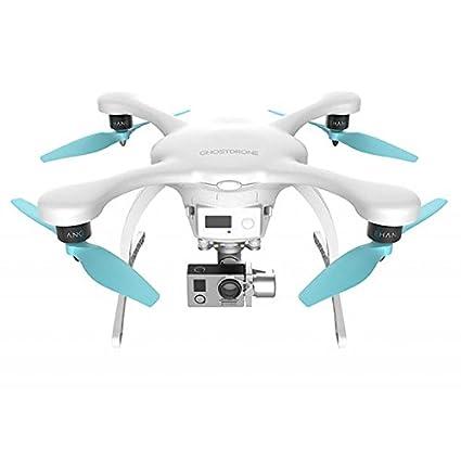 Drone GHOSTDRONE 2.0 Caméra 4K Blanc