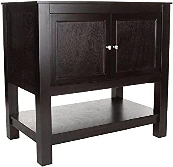 Foremost GAEA3622 Gazette Vanity Cabinet