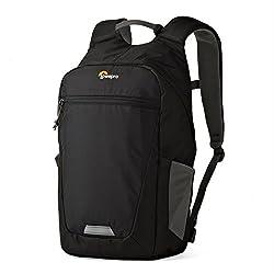 Lowepro Hatchback BP 150 AW II DSLR Camera Backpack Case (Grey)