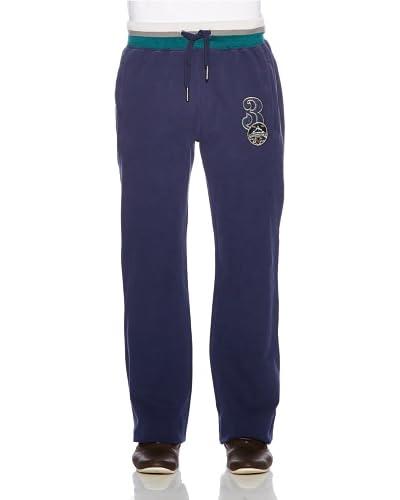 Galvanni Pantalone Felpa Lucian [Blu]