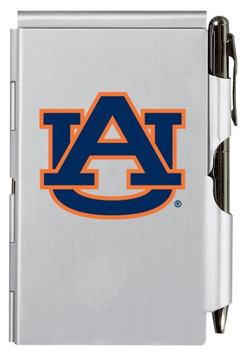 Wellspring Auburn Tiger War Eagle Metal Flip Note Pad with Pin at Amazon.com