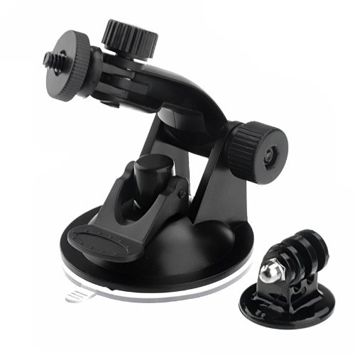 Nangao Suction Cup With Tripod For Gopro Hero Accessories