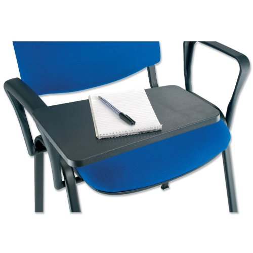 Trexus Arms as Pair with Writing Tablet Right-handed for Stacking Chair