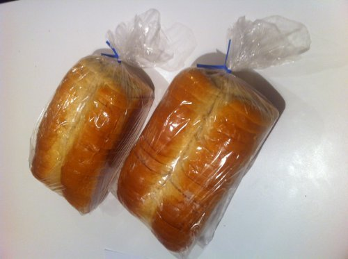 Bread Loaf Bags