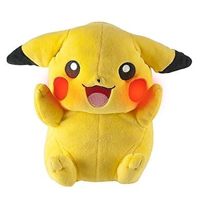 Tomy T18984D Pokemon My Friend Pikachu Plush Toy