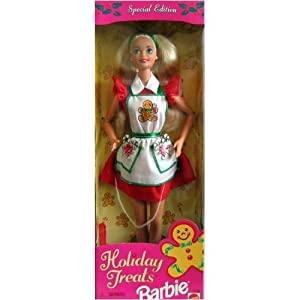 Barbie Holiday Treats Special Edition Doll (1997)