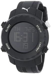 PUMA Men's PU911031003 Sharp Digital Watch by PUMA