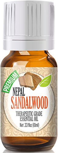 Sandalwood (Nepal) Best Therapeutic Grade Essential Oil - 10ml