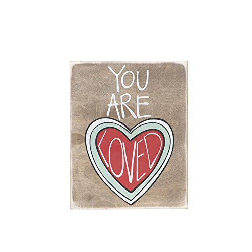 glory-haus-stained-you-are-loved-board-sign-8-x-10-inch-by-glory-haus