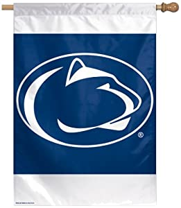 NCAA Penn State Nittany Lions Two-Sided Vertical Banner, 28 x 40-Inch