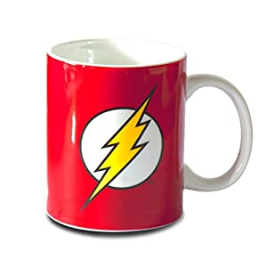 Flash Coffee Mug - DC Comics Boxed Mug - Licensed original design - High quality LOGOSHIRT