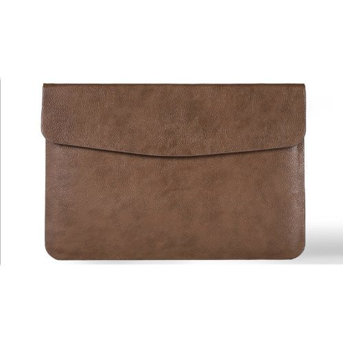EasyAcc 13.3 inch Laptop Ultrabook Leather Sleeve