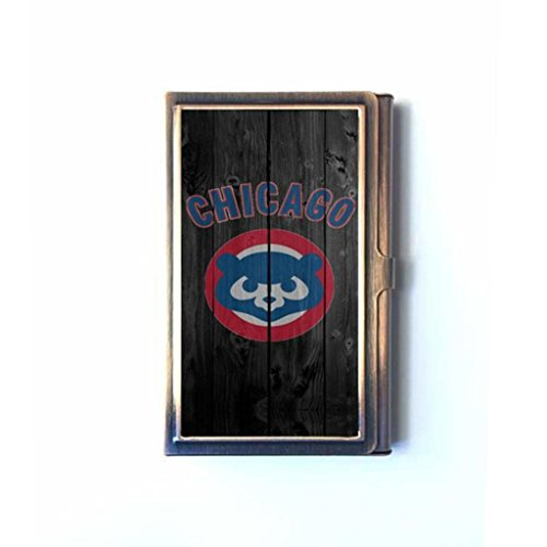 Chicago Cubs Business Card Holder Cubs Business Card