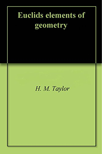 Euclids elements of geometry PDF