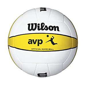 Wilson Official AVP Game Volleyball by Wilson