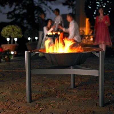 Dancook Outdoor Fire Pit Barbecue Grill Uses Wood Or Charcoal from dancook