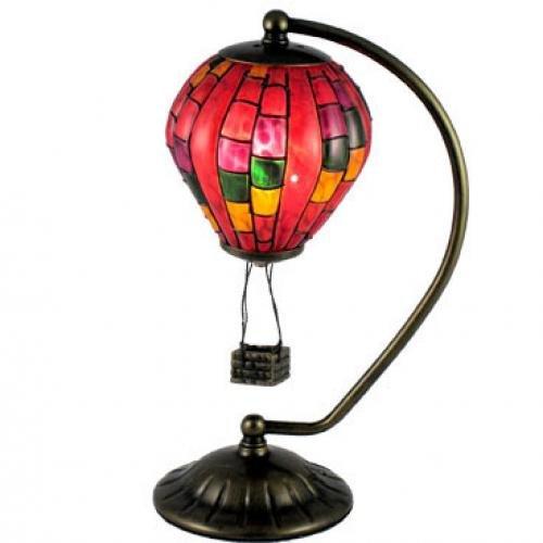 Small Decorative Lamp: Decorative Multi Small Hot Air Balloon Table Lamp-1092