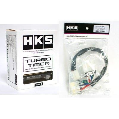 HKS Tubro Timer Type-0 and HKS Turbo Timer Harness FT-6 Subaru 08-10 WRX / 08-11 Sti (Hks Turbo Timer Harness compare prices)