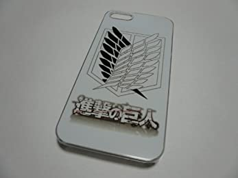 進撃の巨人 全14種類iPhone5用カバー (013)