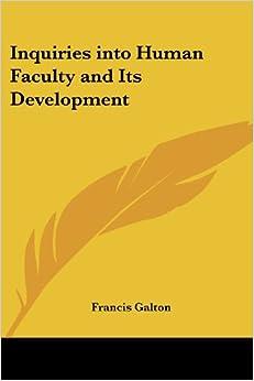 Essays in eugenics francis galton