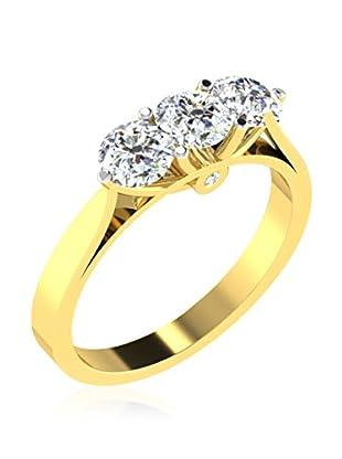 Friendly Diamonds Anillo FDR3143Y (Oro Amarillo)