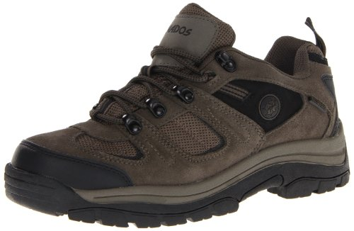 Nevados Men's Klondike WP Low V4161M Hiking Shoe,Dark Green/Black,10.5 M US Picture