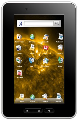 "ICAN! 10"" Tablet PC - Android OS 2.1"