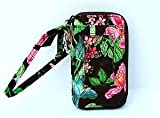 Vera Bradley All in One Wristlet Botanica