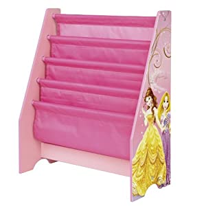 Disney Princess Sling Bookcase from Worlds Apart