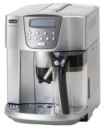 DeLonghi 全自動コーヒーマシン 【ワンタッチ・カプチーノ】(新コーン式グラインダー搭載モデル) ESAM1500DK