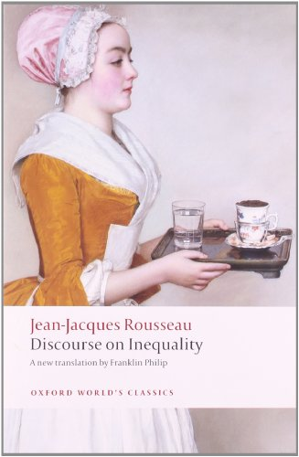 Discourse on the Origin of Inequality (Oxford World's...